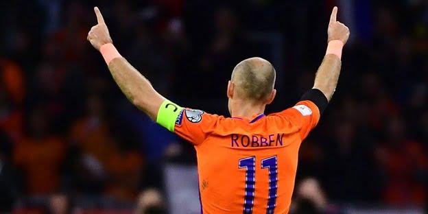 Arjen Robben Siap Bela Belanda di Piala Eropa 2020 (2021)
