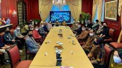 Dubes RI Lakukan Silaturahmi Virtual Idulfitri dengan WNI Di Jepang dan Mikronesia