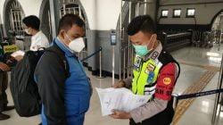 Daop 1 Jakarta Pastikan Seluruh Penumpang Tanggal 6-17 Mei Pelaku Perjalanan Dengan Pengecualian Yang Terverifikasi