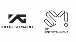 YG dan SM Entertaintment Terdepak dari Daftar Blue-Chip