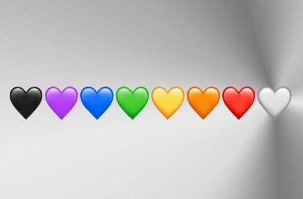 Jangan Asal Kirim Emoticon, Pahami Dulu Maknanya! Siap-Siap Melayang Jika Terima Emoji Hati #16