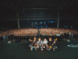 Green Day, Fall Out Boy dan Weezer akan Gelar Tur Keliling
