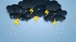 Waspada Hujan Disertai Petir di Kediri, Wilayah Jatim Lainnya Cerah Berawan Hingga Hujan Ringan