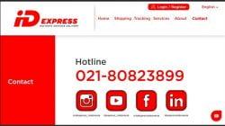 Daftar Alamat Agen ID Express di Kota Surabaya