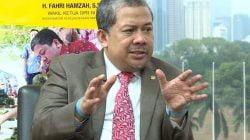 Demi Kepastian Hukum Fahri Hamzah Rela Jadi Tahanan KPK