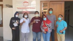 Panitia Reuni di Yayasan Kasih Bangsa Surabaya