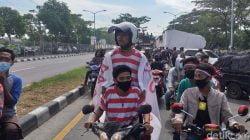 3 Tuntutan Warga Madura yang Demo di Balai Kota Surabaya