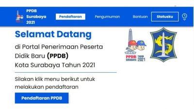 PPDB SMP Surabaya 2021 Jalur Zonasi di Buka