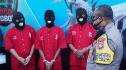 Tiga Tersangka Kasus Mafia tanah, Ada ASN Terlibat
