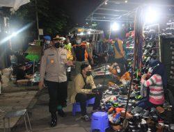 Polrestabes Surabaya Gencar tertibkan Tempat yang timbulkan Kerumunan