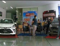 Liek Motor Genjot Penjualan Mobil Toyota Lewat Event Virtual