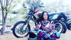 Yohana, Lady Biker Asal Surabaya