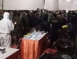 Viral Video Warga Madura Rusak Pos Penyekatan Suramadu Sisi Surabaya
