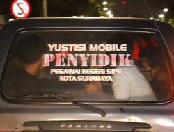137 Pelanggar Prokes di Surabaya Diajak 'Tour of Duty' ke Makam COVID-19