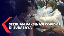 Kodam V Brawijaya Gelar Vaksinasi Covid-19
