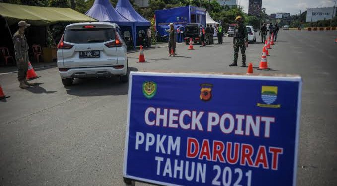 PPKM Level 1-4