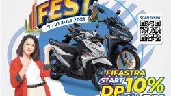 Pameran Virtual Honda FIFEST Juni 2021 MPM x FIF