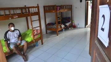 Gedung Mako Lanmar Surabaya Disiapkan Isolasi Pasien Covid-19