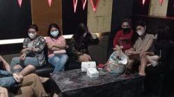 Karaoke Susana Surabaya Digerebek, Para LC tampak Lesu