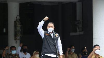 Eri Cahyadi Target Surabaya Masuk Zona Kuning dalam Sebulan, Bagaimana Caranya?