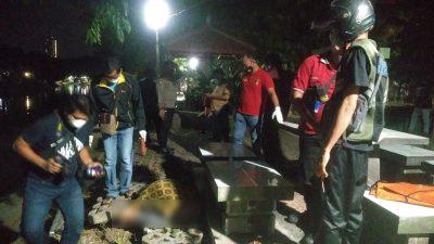 Jenazah Pria 52 Tahun Ditemukan Meninggal di Taman Jasa Tirta Ngagel