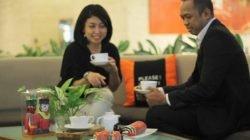 Sensasi Nikmati Kue dan Kopi Motif Batik di Grand Mercure Jakarta Harmoni
