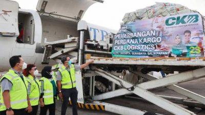 Buka Layanan Kargo Rute Baru Jakarta-Surabaya-Balikpapan, CKB Jamin Pengiriman Lebih Cepat dan Hemat
