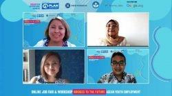 Libatkan 3.000 Pencari Kerja dan 60 Perusahaan, Plan Indonesia Gelar 'Bridges to the Future Online Job Fair & Workshop'