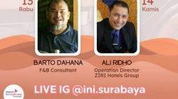 Sapa Sahabat #41: Kupas Tuntas Jatuh Bangun Bisnis Kuliner dan Intip Keseharian Operation Director ZIRI Hotels Group
