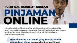 Rumit dan Berbelit, Urusan Pinjaman Online