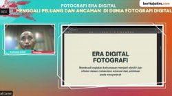 Digitalisasi Fotografi Jadi Penunjang Penting Profesi Kehumasan Saat Ini