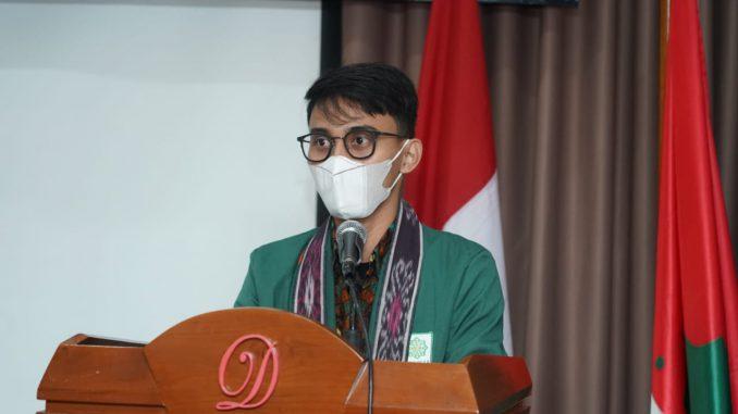 Polemik Pegawai KPK yang tidak lolos TWK : DImas Prayoga - Korpus BEM Nusantara, Segera Laksanakan Putusan MK !