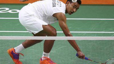 Langkah Tommy Sugiarto Terhenti di Semifinal Denmark Open
