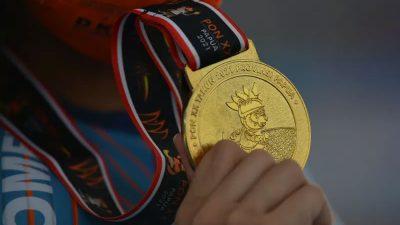 72 Emas dari 12 Cabor Akan Diperebutkan di PON Papua Hari Ini