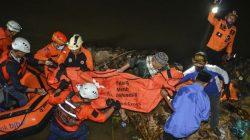 11 Siswa MTs Meninggal Dunia Tenggelam Saat Susuri Sungai